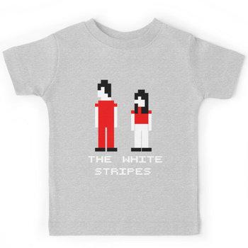 The White Stripes Pixel. Kids Clothes