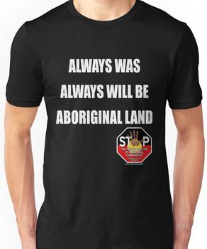 OFFICIAL MERCHANDISE - #SOSBLAKAUSTRALIA design 9 Unisex T-Shirt