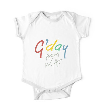 G'day from WA Kids Clothes