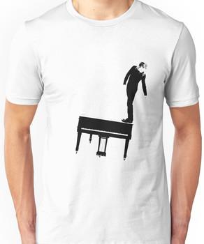 Rock n Roll Nerd Unisex T-Shirt