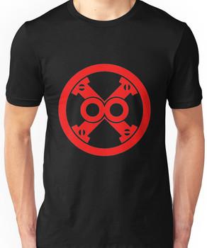 Paper Mario The Thousand Year Door - X Naut Logo Unisex T-Shirt