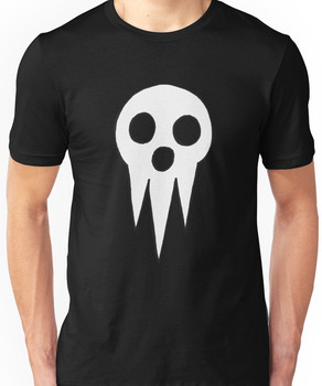 Soul Eater - Lord Death icon Unisex T-Shirt