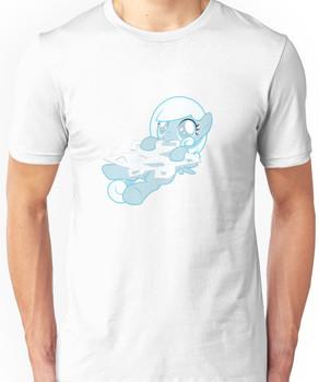 Snowdrop - Om Nom Nom Unisex T-Shirt