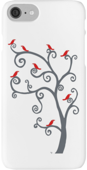 Birds of a Feather iPhone 7 Cases