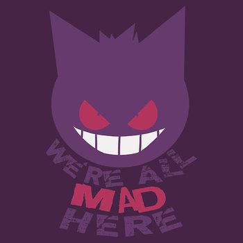 Gengar Cheshire Cat