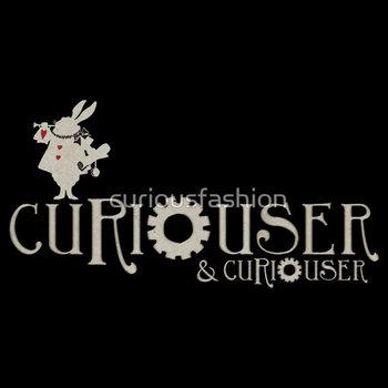 Curiouser & Curiouser Alice in Wonderland