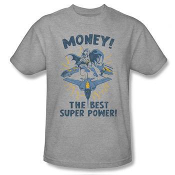Batman Money The Best Super Power