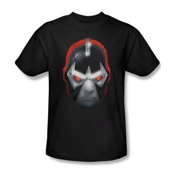 Batman Bane Head Adult Black T-Shirt from Warner Bros.