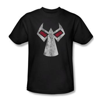 Batman Bane Mask Adult Black T-Shirt from Warner Bros.