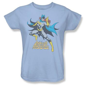 Batman: Batgirl Fighting Women's Relaxed Fit T-Shirt from Warner Bros.