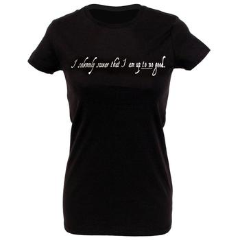 """""""Exclusive """"""""I Solemnly Swear / Mischief Managed"""""""" Juniors T-Shirt from Warner Bros."""""""