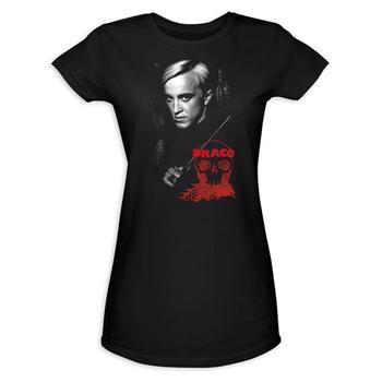 Draco Malfoy Portrait Juniors T-Shirt from Warner Bros.