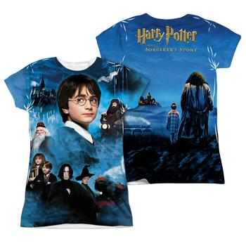Harry Potter First Year Sublimation Print Juniors T-Shirt from Warner Bros.