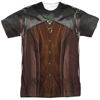 The Lord Of The Rings Frodo Costume Sublimated Adult T-Shirt from Warner Bros.