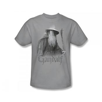 The Lord Of The Rings Gandalf The Grey Adult T-Shirt from Warner Bros.