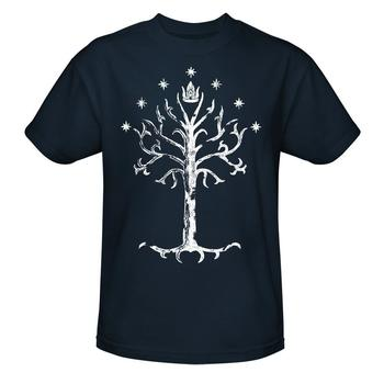 The Lord Of The Rings Tree Of Gondor Adult T-Shirt from Warner Bros.