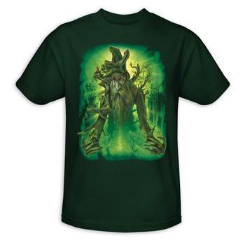 The Lord Of The Rings Treebeard Adult T-Shirt from Warner Bros.
