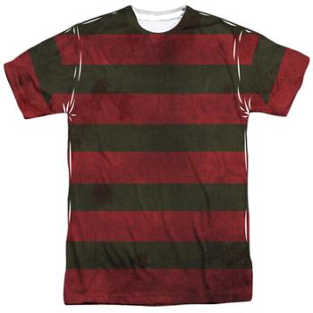 A Nightmare On Elm Street Freddy Sweater Adult Sublimation T-Shirt from Warner Bros.