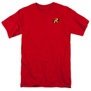 Robin Logo Men's Tshirt