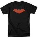 Batman Red Hood Logo Men's Tshirt