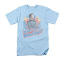 Star Trek Shut Up Wesley Blue T-Shirt