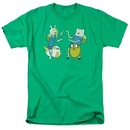 Adventure Time Finn and Fionna Tshirt