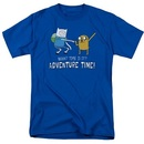 Adventure Time What Time Is It? Tshirt