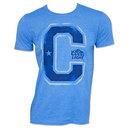 Coors Light C Tee Blue