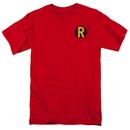 Robin Classic Logo Men's Tshirt