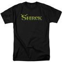 Shrek Movie Poster Logo Tshirt