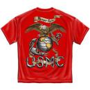 United States Marine Corps Eagle Tee Shirt
