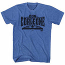 Godfather Don Corleone Blue T-Shirt