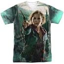 Harry Potter Hermione Final Battle Tshirt