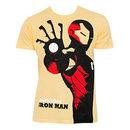 Iron Man Michael Cho Yellow Shirt