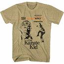Karate Kid 1984 Champions Beige T-Shirt