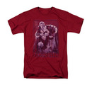 Labyrinth Goblin Baby Red Tee Shirt