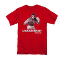 Rocky Mr. T You Mad Bro Red T-Shirt