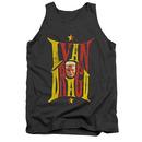 Rocky Ivan Drago Gray Tank Top