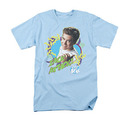 Saved By The Bell Zack Attack Blue T-Shirt