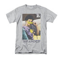 Saved By The Bell Sup Ladies Gray T-Shirt