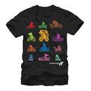 Nintendo Mario Kart The Racer Black T-Shirt