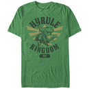 Nintendo Legend of Zelda Hero Academy Green T-Shirt