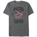 Nintendo Master Zapper Gray T-Shirt