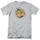 Suicide Squad Bomb Logo Men's Grey Tshirt