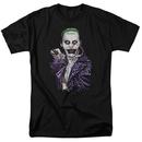 Suicide Squad Joker Switch Blade Men's Black Tshirt