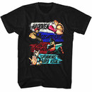 Street Fighter Show Me Your Moves Black T-Shirt