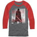 Star Wars I'm Impressed Gray Long Sleeve T-Shirt