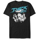 Star Wars Dark Side Troop Black T-Shirt