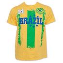 Brazil Soccer Team World Cup Jersey Shirt