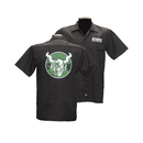 Stone Brewery Black and Green Work Shirt